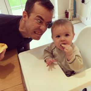 TheBloke and baby pancakes