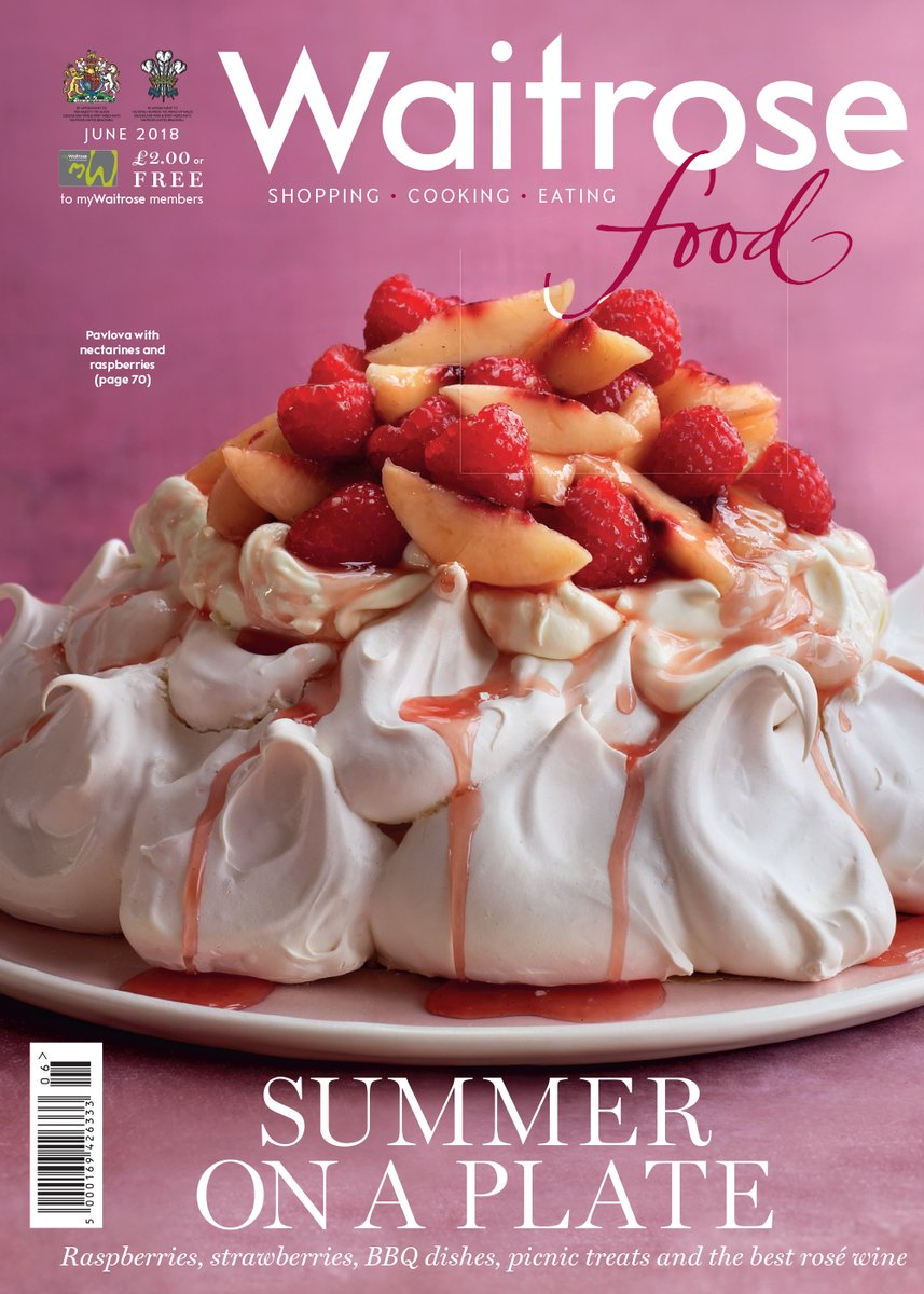 waitrose magazine june 2018