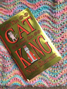 Cat and the King book hardback