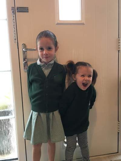 School uniform photo