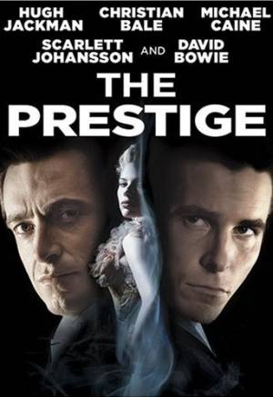 prestige movie poster
